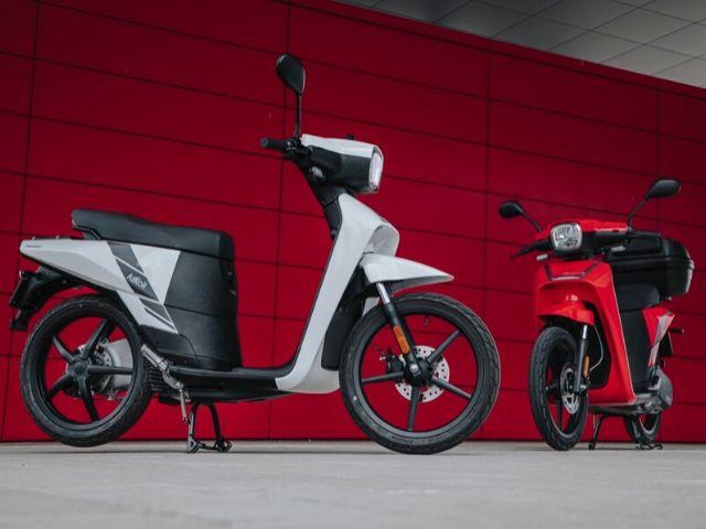Askoll NGS nowa gama skuterów